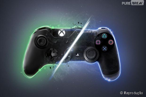 Console da Sony continua líder de vendas em relação a Microsoft