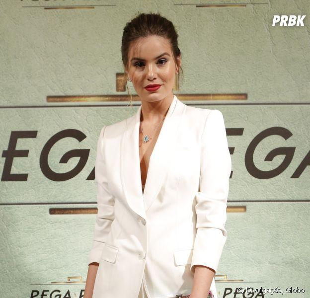 """Camila Queiroz, de """"Pega Pega"""", fala sobre uso das redes sociais para mensagens positivas!"""