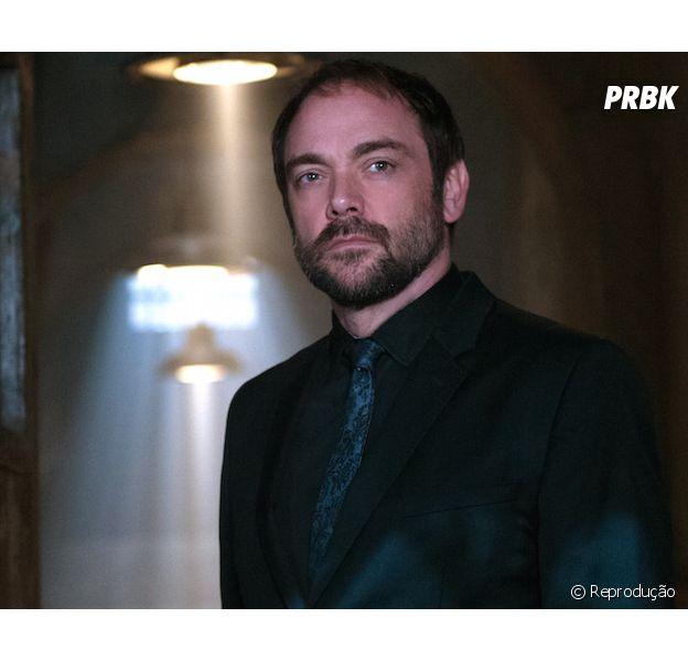 """Em """"Supernatural"""", Mark Sheppard não retorna como Crowley na 13ª temporada"""