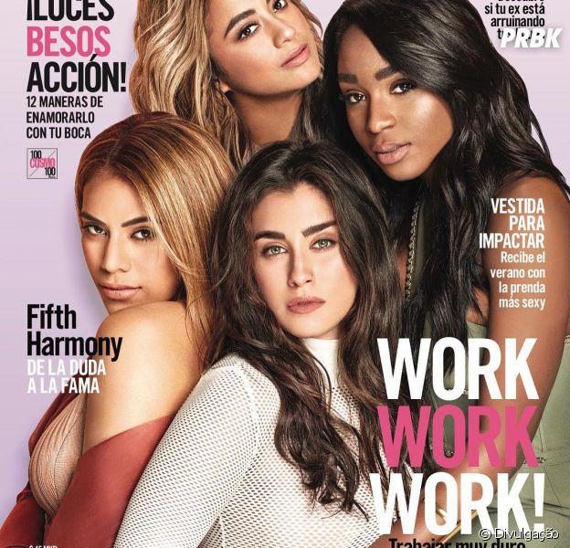Fifth Harmony fala sobre novo álbum durante entrevista a Cosmopolitan México