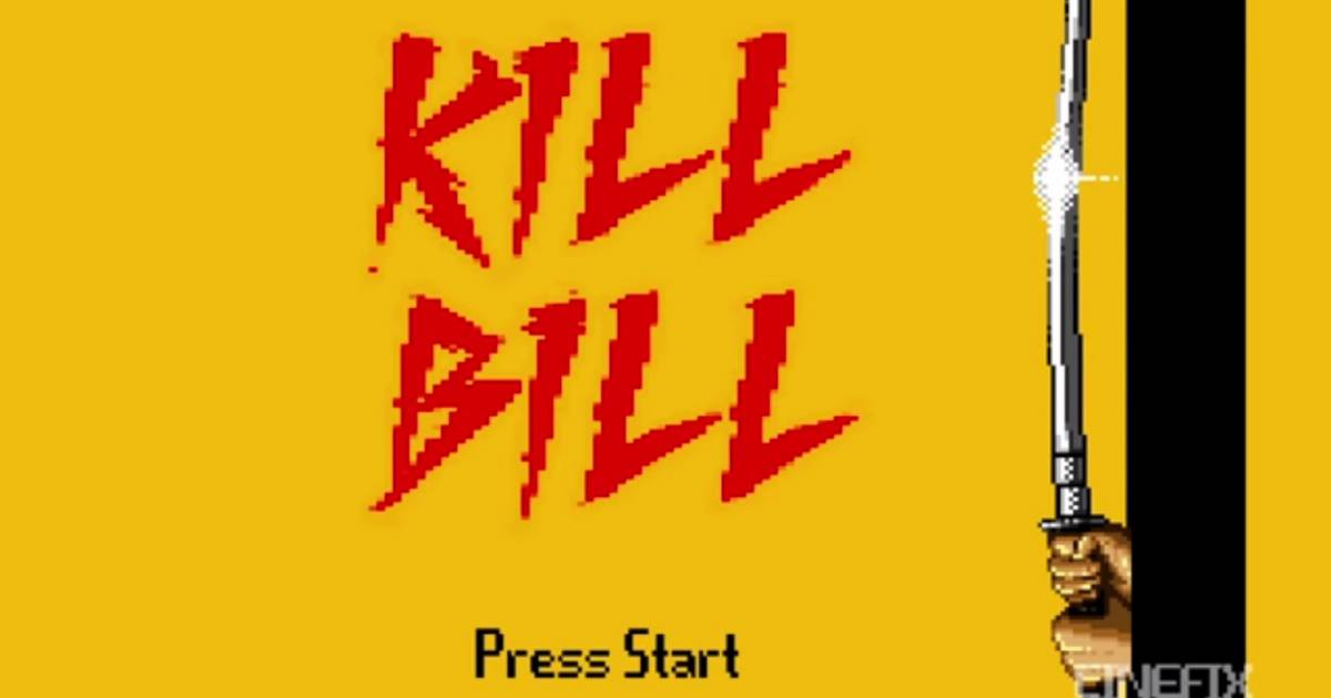 """Veja versão """"hipster"""" de """"Kill Bill"""" feita no estilo de"""