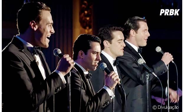 """""""Jersey Boys"""" é uma adaptação de uma famosa peça da Broadway"""
