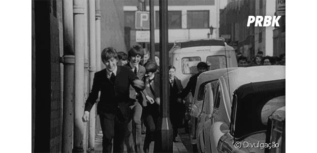"""Os Beatles estrelaram """"Os Reis do Iê Iê Iê"""" em 1964"""