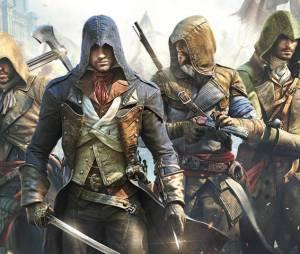 """Um pouco do modo cooperativo de """"Assassin's Creed: Unity"""""""