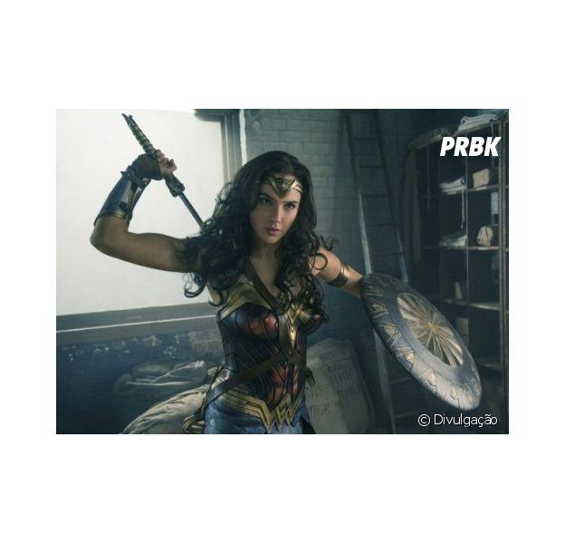 Com Mulher-Maravilha, veja a idade dos heróis x a dos atores!