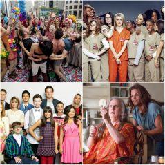 """""""Sense8"""", """"Glee"""", """"Orange Is The New Black"""" e mais: 10 séries LGBTs para você acompanhar!"""