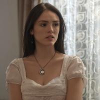 """De """"Novo Mundo"""": Anna (Isabelle Drummond) conta para Joaquim (Chay Suede) que Vitória é sua filha!"""