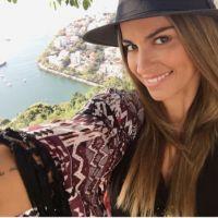 """Maite Perroni, ex-RBD, assume que já mandou nudes: """"Fui correspondida"""""""