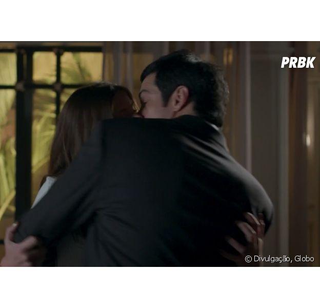 """Em """"Pega Pega"""": Luíza (Camila Queiroz) e Eric (Mateus Solano) vão morar juntos!"""