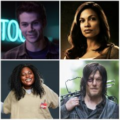"""Teen Wolf"", ""Game of Thrones"", ""The Walking Dead"" e mais: 12 personagens que todo mundo ama!"