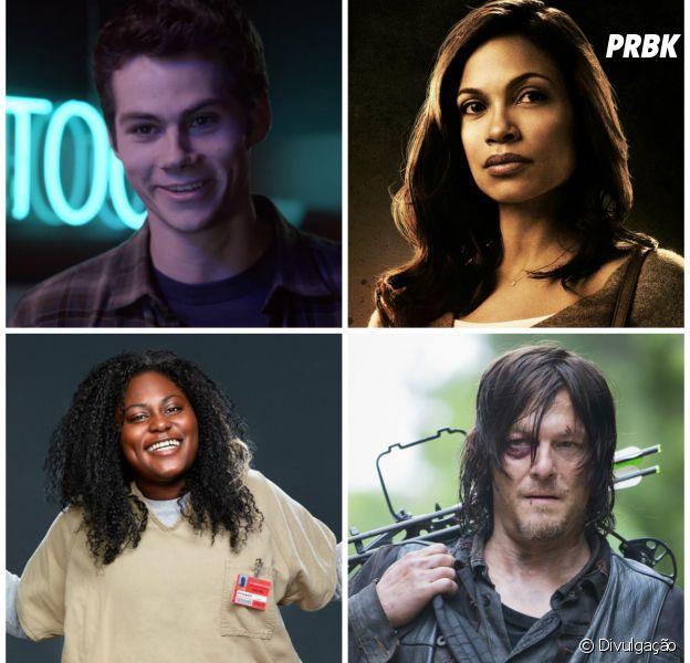 12 personagens de séries que todo mundo ama!