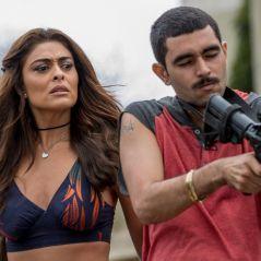 """Novela """"A Força do Querer"""": Bibi (Juliana Paes) impedirá que Caio, seu ex-namorado, seja baleado!"""
