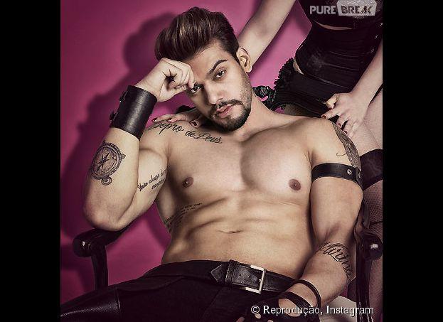 Lucas Lucco é o artista mais querido pelos gays