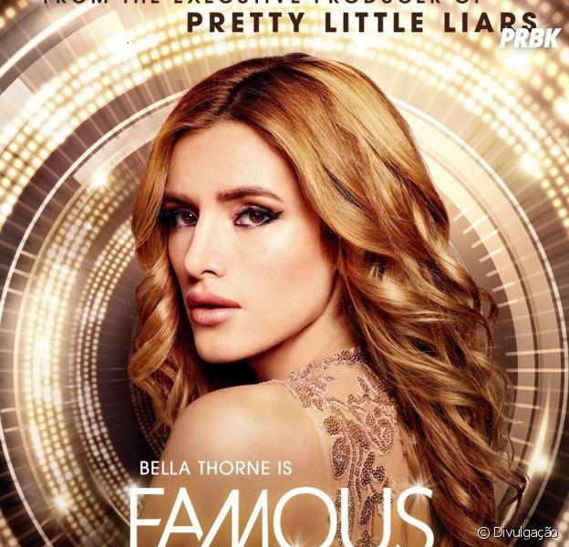 """Série """"Famous in Love"""", com Bella Thorne, é renoava para a segunda temporada!"""