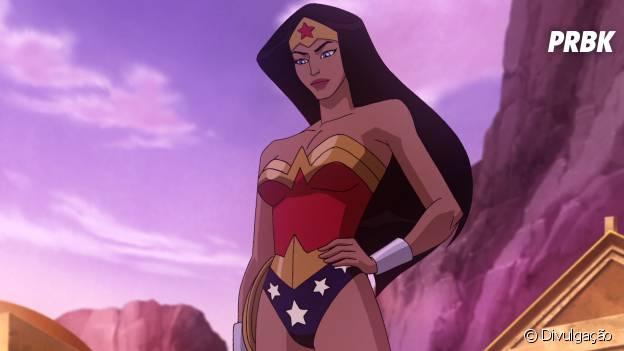 Visual da Mulher-Maravilha nos quadrinhos será reproduzido nas telonas