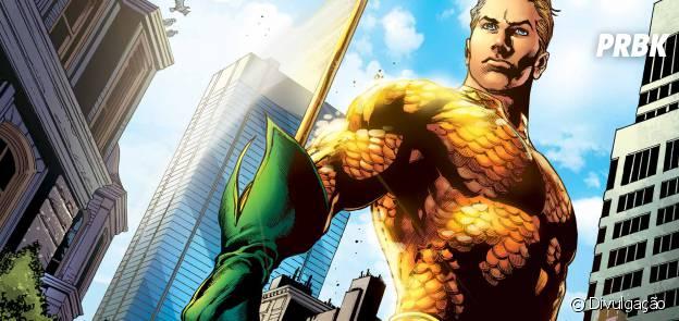 """Aquaman vai ser apresentado em """"Batman vs Superman"""""""