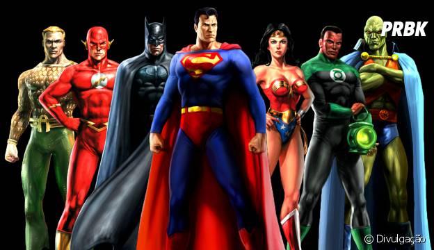 """""""Liga da Justiça"""" vai ganhar um filme em 2017"""