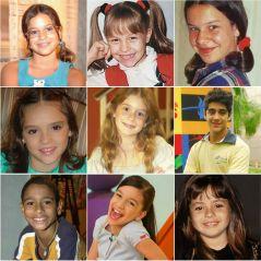 Bruna Marquezine, Sandy e famosos que já faziam sucesso quando eram crianças!