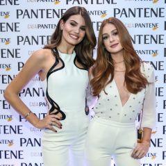 Marina Ruy Barbosa segue Camila Queiroz no Instagram e descarta rivalidade