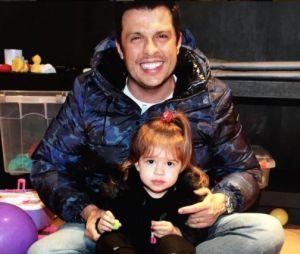 Valentina Muniz, filha de Mirella Santos e Wellington Muniz, o humorista Ceará