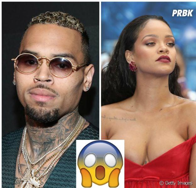 Chris Brown volta a falar da agressão à cantora Rihanna