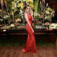 O que falar do look de Giovanna Chaves no aniversário de 15 anos da Fernanda Concon?