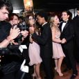 Larissa Manoela e Thomaz Costa até dançaram juntos no aniversário de 15 anos da Fernanda Concon