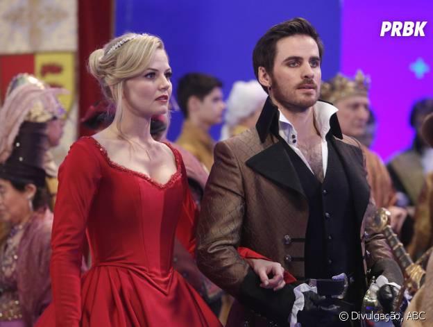 """A única vez que o Hook (Colin O'Donoghue) trocou de roupa foi o season finale da 3ª temporada de """"Once Upon a Time"""""""