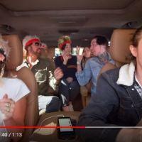 """Miley Cyrus canta com a família no próximo episódio de """"Carpool Karaoke Series"""""""