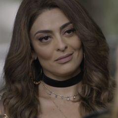 "Novela ""A Força do Querer"": Bibi (Juliana Paes) tenta matar Jeiza e foge disfarçada"