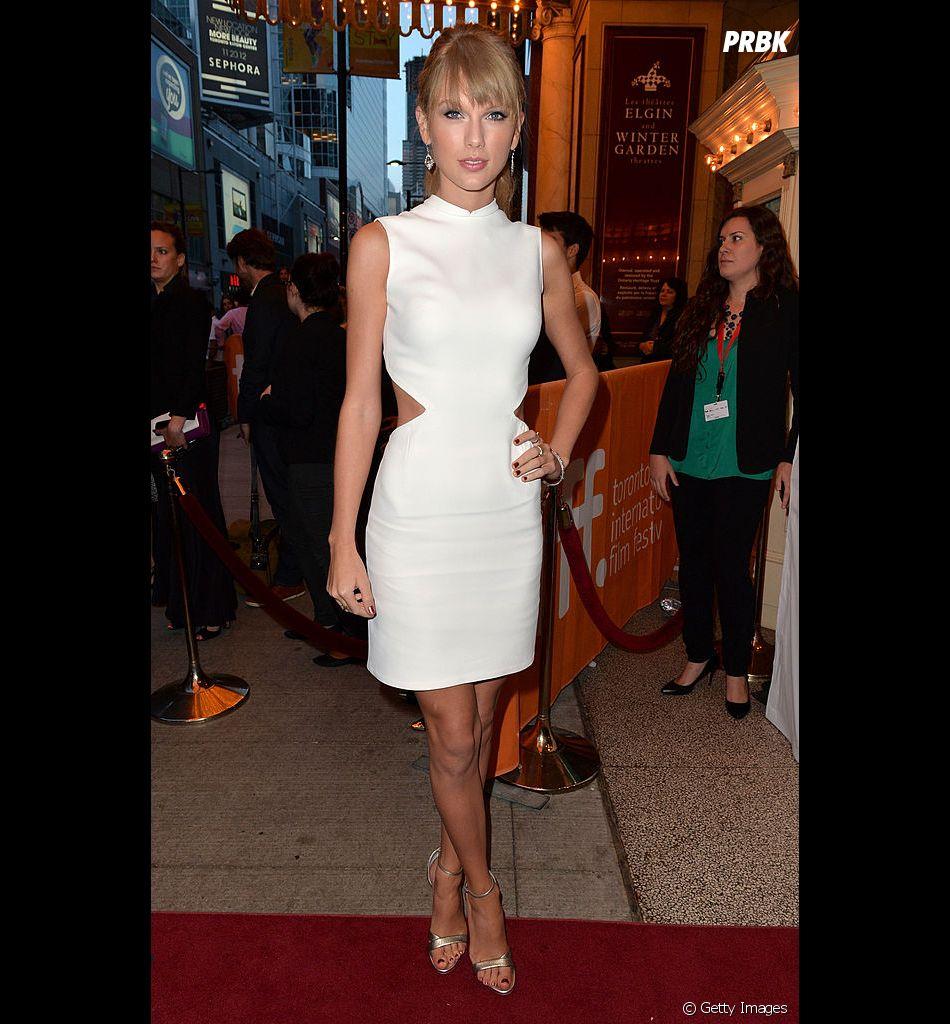 Com um estilo mais elegante, Taylor Swift começou a chamar mais atenção em 2013