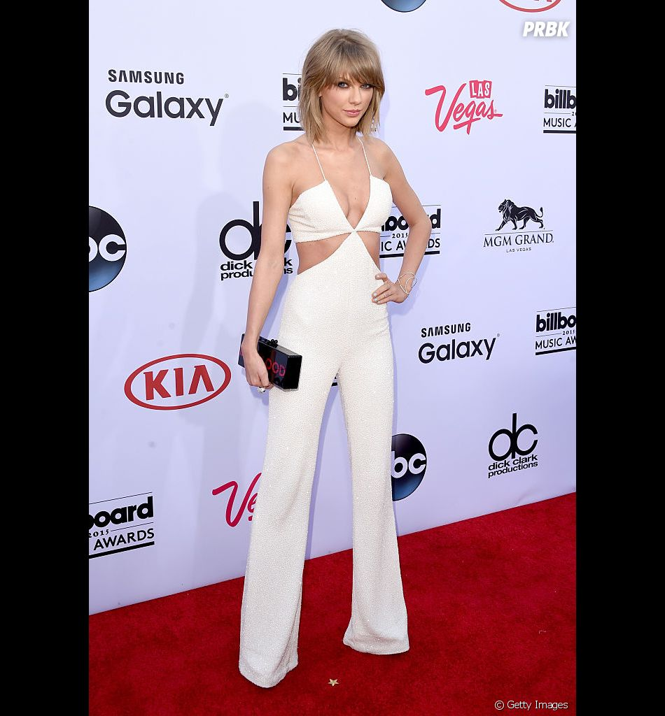 Taylor Swift estava muito mais fashion em 2015