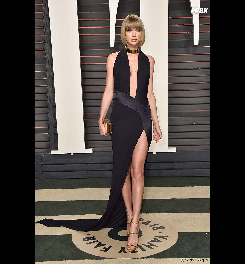 E o que falar da Taylor Swift de 2016? Outro nível!