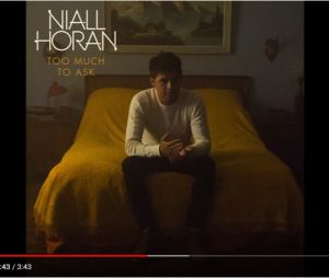 "Niall Horan presenteia fãs com ""Too Much to Ask"""