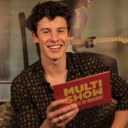 """Shawn Mendes no """"TVZ"""": cantor apresenta seleção especial no programa! Confira"""