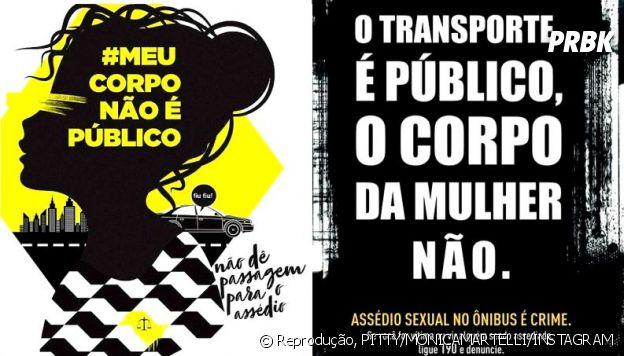 Caso de assédio em ônibus revolta mulheres
