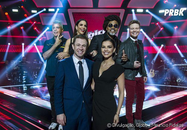 """No """"The Voice Brasil"""", nova temporada tem novidades"""