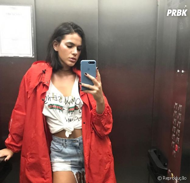 Bruna Marquezine e mais famosos prestigiaram o Rock in Rio