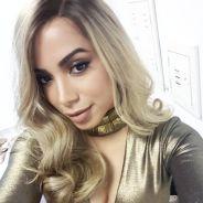 """Anitta loira? Cantora aparece com novo visual e intriga fãs: """"Saudades do Carnaval"""""""