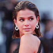 """Bruna Marquezine sensualiza de top em novo ensaio e recebe elogios: """"Mulher mais linda do Brasil"""""""