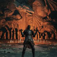 """Dark Souls 2"" lança ""Crown of the Sunken King"", seu novo DLC"