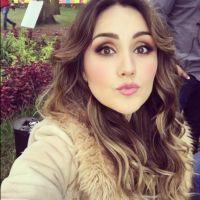 """Dulce Maria anuncia lançamento de """"Borrón y Cuenta Nueva"""", seu novo single"""