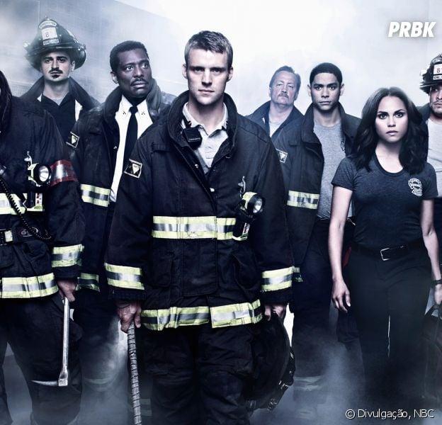 """Luto e muitas lágrimas atingirão o elenco de """"Chicago Fire"""" na terceira temporada"""