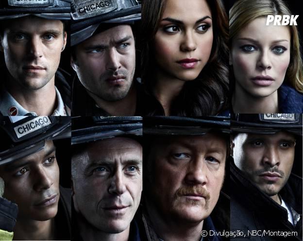 """Um destes personagens dará adeus para sempre à """"Chicago Fire"""""""