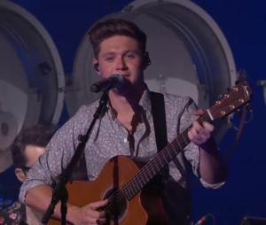 """Veja a participação de Niall Horan no """"Jimmy Kimmel Live"""""""