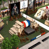 """Como ser um assassino de """"Assassin's Creed""""? Você pode treinar na Comic-Con"""