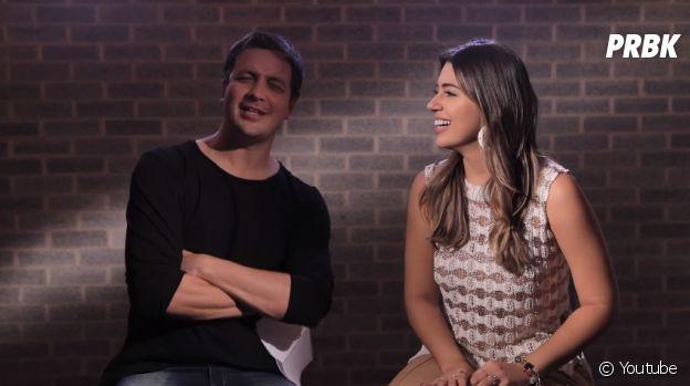 """Vivian, ex-""""BBB17"""", fala sobre Manoel e polêmica com fãs em entrevista a Rafael Cortez"""