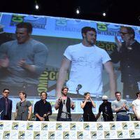 """Elenco de """"Os Vingadores 2"""" leva público da Comic-Con ao delírio"""