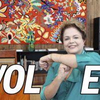 Dilma Bolada: Personagem volta com seus perfis nas redes sociais
