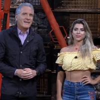 """Em """"A Fazenda"""", Ana Paula é eliminada contra Marcelo e xinga participantes: """"Grandes falsos"""""""